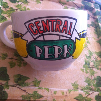 Friends Tv Show-Central Perk Xlarge Mug and Gift Box