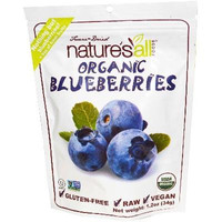 Nature's All Foods Frz Drd Bluebrry (12x1.2oz )