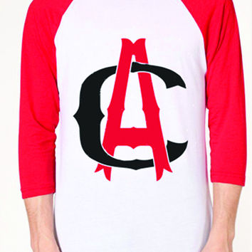 Aaron Carpenter Baseball Tee | MAGCONTOUR
