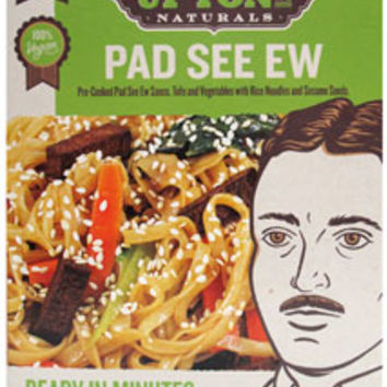Upton's Naturals Pad See Ew Real Meal Kit – VeganEssentials Online Store