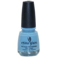 China Glaze Bahama Blues Collection Bahamian Escape/80875