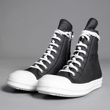 low ramones trainers - RICK OWENS DRKSHDW - Layers London