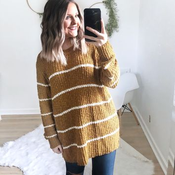 Morrison Striped Sweater