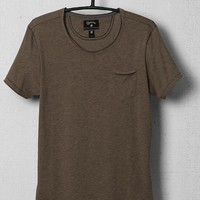Piperlime | Slouchy Neck Crew Neck Tee Shirt