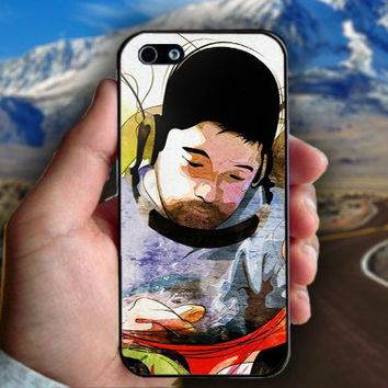 Rest In Peace DJ Nujabes - Print on hard plastic case for iPhone case. Select an option