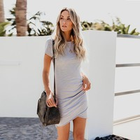 Women Dress Sexy Above Knee Mini Casual