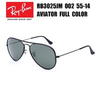 Ray Ban Men Women Aviator Full Color Sunglasses RB3025-J-M