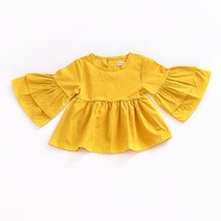 Emerson Bell Sleeve Top