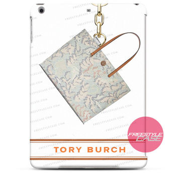 Tory Burch Dahlia Combo Kerrington Square Tote iPad Case 2, 3, 4, Air, Mini Cover