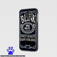 Blink 182 whisky for iphone 4/4s/5/5s/5c/6/6+, Samsung S3/S4/S5/S6, iPad 2/3/4/Air/Mini, iPod 4/5, Samsung Note 3/4 Case * NP*