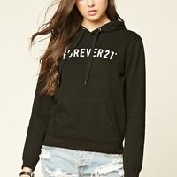 Forever 21 Hooded Sweatshirt