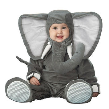 Lil' Elephant Halloween Costume - Toddler Size 18 months - 2T - InCharacter Costumes - All Halloween Costumes - FAO Schwarz®