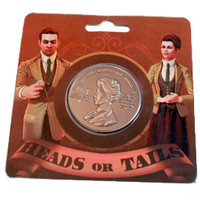 BioShock Infinite Lutece Coin - Irrational games