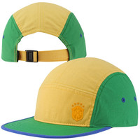 Brazil Nike Aw84 Adjustable Hat - Yellow