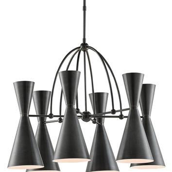 Currey Company Gino Chandelier