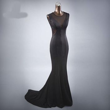 sexy Mermaid style evening dresses party dress prom dresses long dress