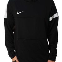 Nike Men's Dri-Fit Soccer Crew Neck Pullover Sweater