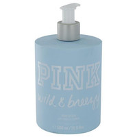 Pink Wild & Breezy By Victoria's Secret Body Lotion 16.9 Oz