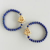 Laughing Lucky Buddha Bracelet