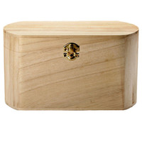 ArtMinds® Oval Wooden Box