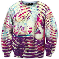 Illuminati Ripples Crewneck