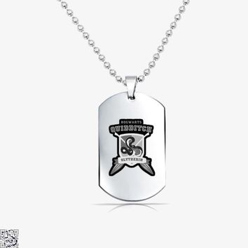 Slytherin Quidditch, Harry Potter Tag