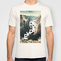 Explore Now T-shirt by Cafelab
