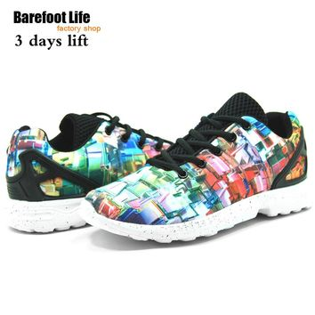 new athletic shoes of man and women sport running shoes women and men sneaker women sneakers 3d print sneakers