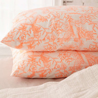 Delicate Botanical Pillowcase Set - Urban Outfitters