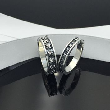 Shiny Gift Jewelry New Arrival Silver 925 Stylish Cross Ring [49349918732]