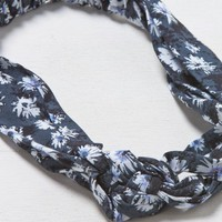 AEO Women's Daisy Print Headband (Multi)