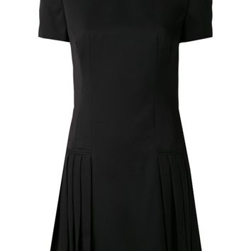 Alexander McQueen pleated skirt dress