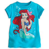 Disney Ariel Tee for Girls | Disney Store