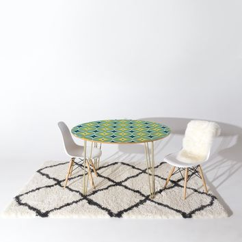 Heather Dutton Astral Slingshot Round Table
