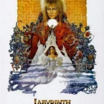 Labyrinth Movie Poster 11 inch x 17 inch poster