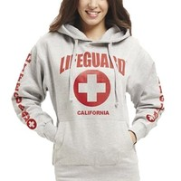 Official Lifeguard Ladies California Hoodie