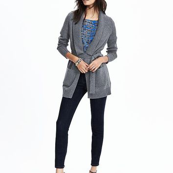 Todd & Duncan Belted Cashmere Cardigan | Banana Republic