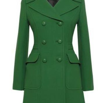 Buy Kaliko Tailored Pea Coat, Bright Green online at JohnLewis.com - John Lewis