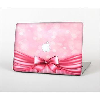 The Magical Pink Bow Skin Set for the Apple MacBook Pro 13""