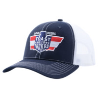 Shiner Toast our Troops Hat