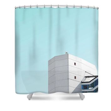 Urban Architecture - London, United Kingdom 2 - Shower Curtain