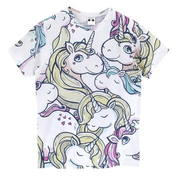 Unicorn Party Tee