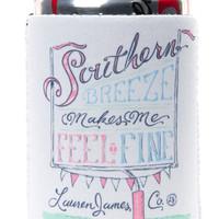 Lauren James Southern Breeze Koozie