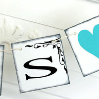 Gifts Banner - Party Decorations - Wedding Reception Decoration - Gifts Table - Any occasion Banners