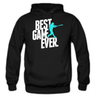 best game ever baseball hoodie