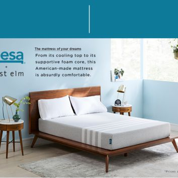 Leesa Mattress | west elm