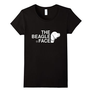 The Beagle Face - Gift Shirt For Dog Lovers