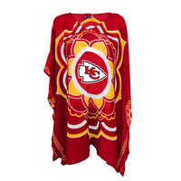 Kansas City Chiefs Caftan