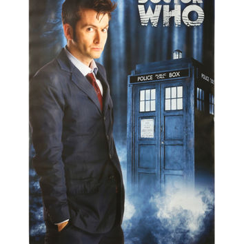 Doctor Who Tenth Doctor Poster