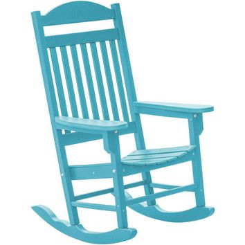 Wildridge Heritage Traditional Recycled Plastic Rocker Chair